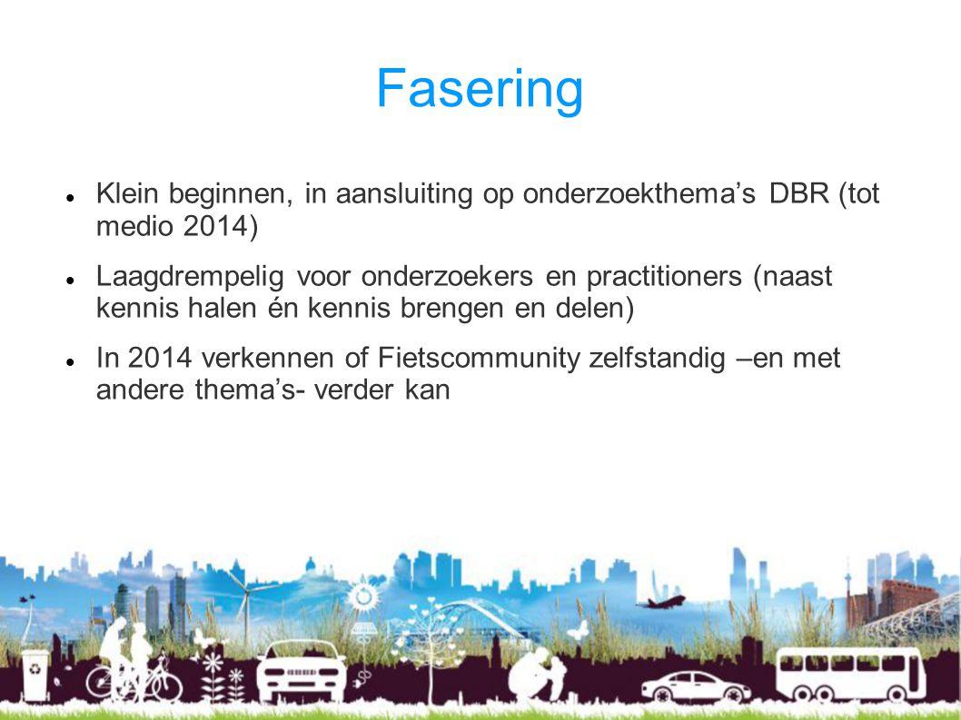 Fietscommunity Discussie o.l.v. Wim Bot Medewerker beleidsbeinvloeding Fietsersbond