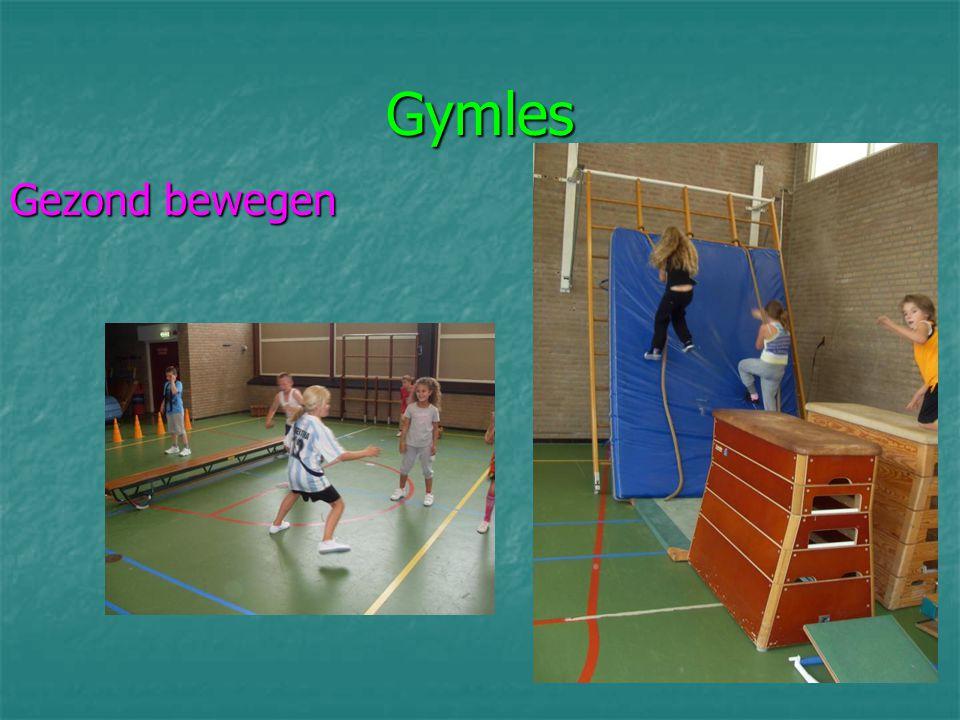 Gymles Gezond bewegen