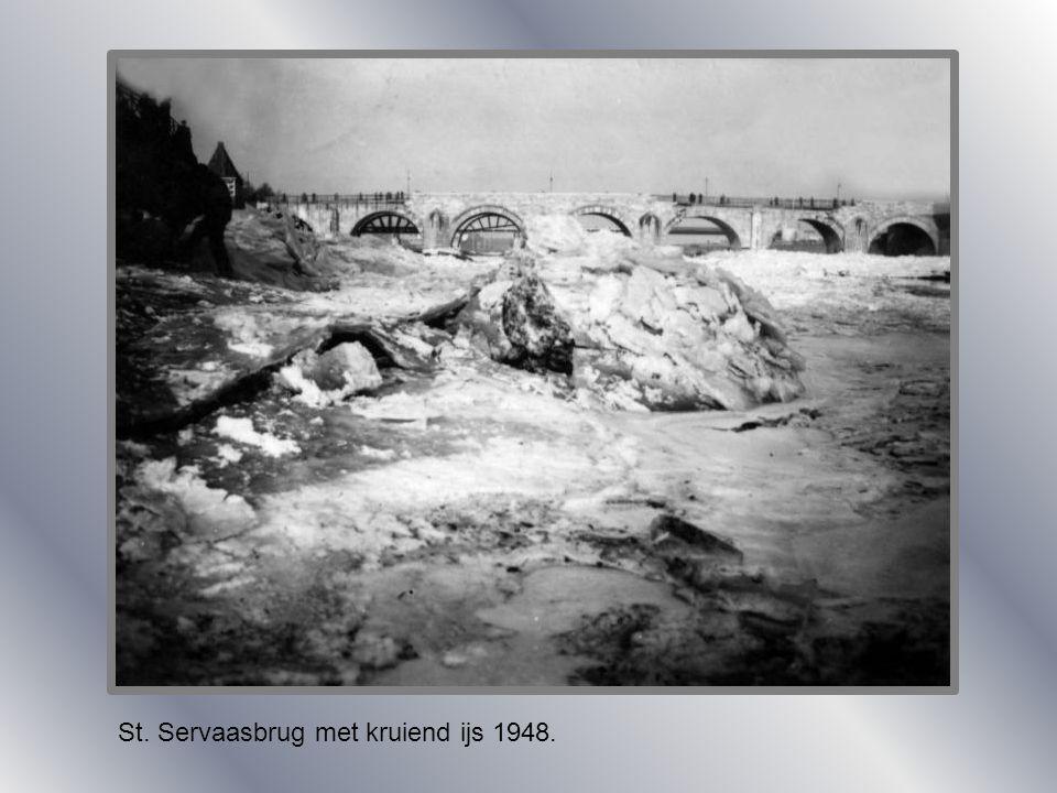 St. Servaasbrug. 1934.