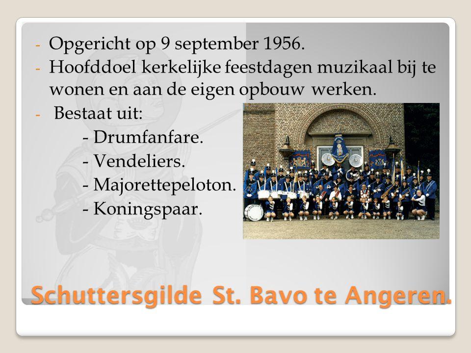 - Opgericht op 9 september 1956.