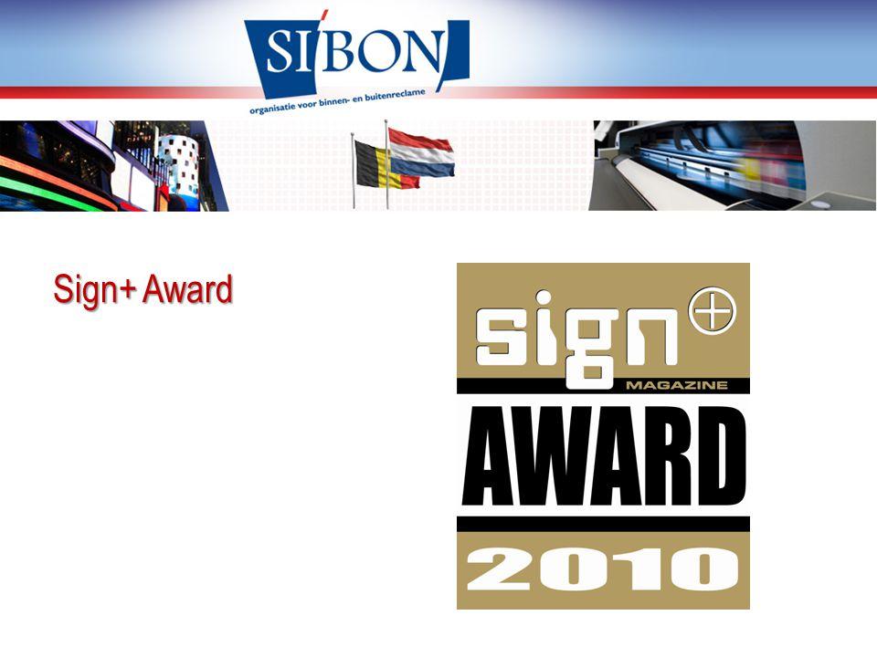 Sign+ Award