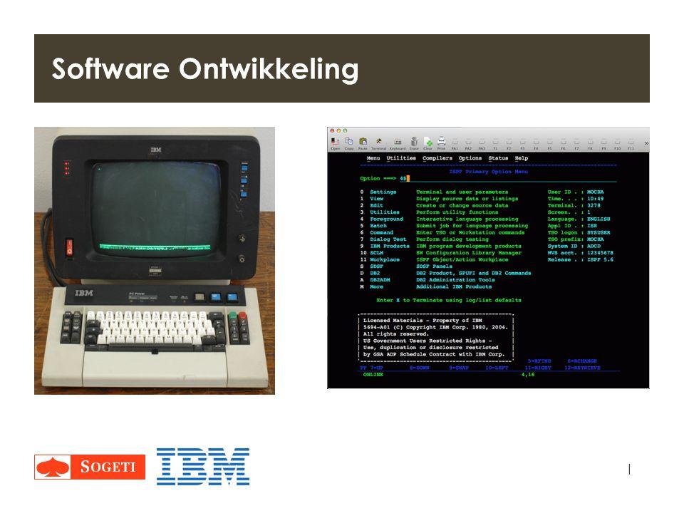 | Software Ontwikkeling