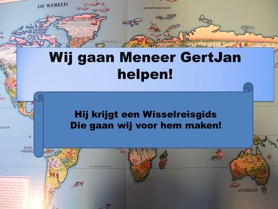 Want.. Het land wat Meneer GertJan uitzoekt …….heeft gewonnen!