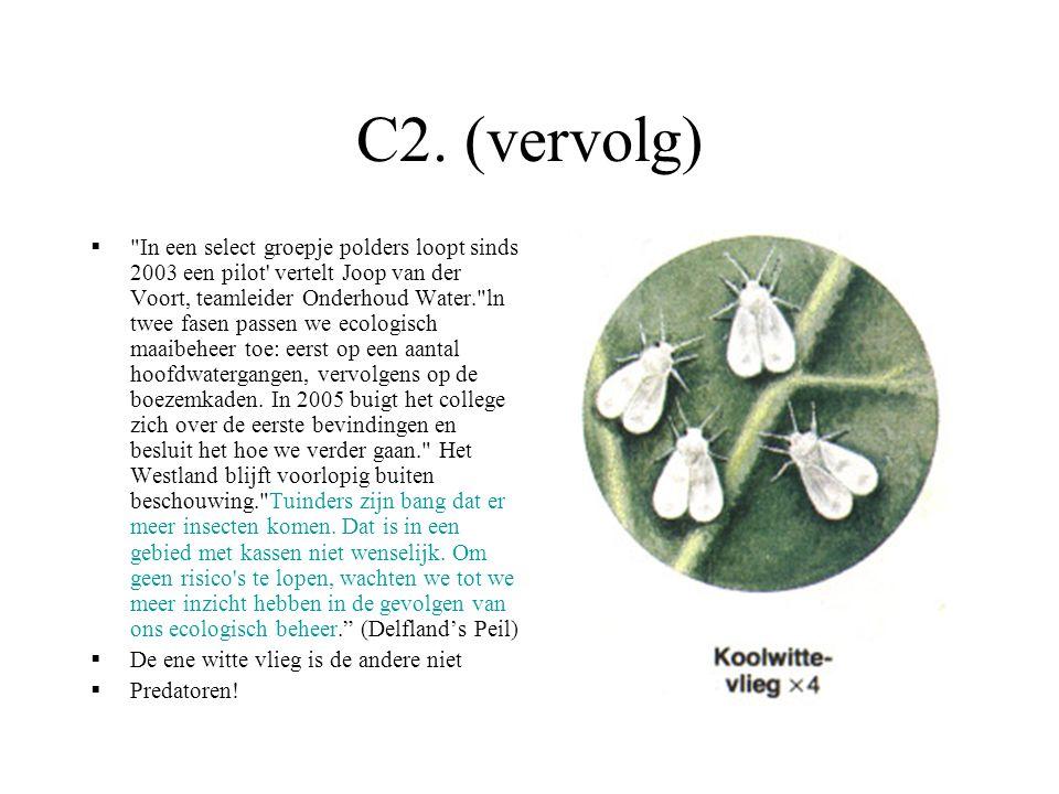 C2. (vervolg) 