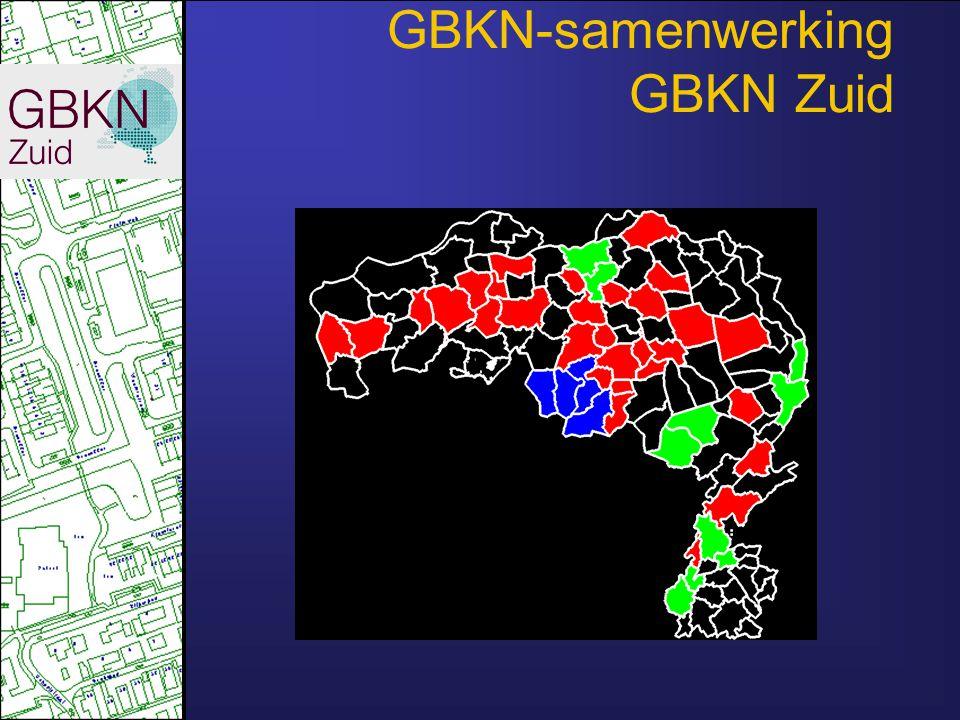 GBKN-samenwerking GBKN Zuid