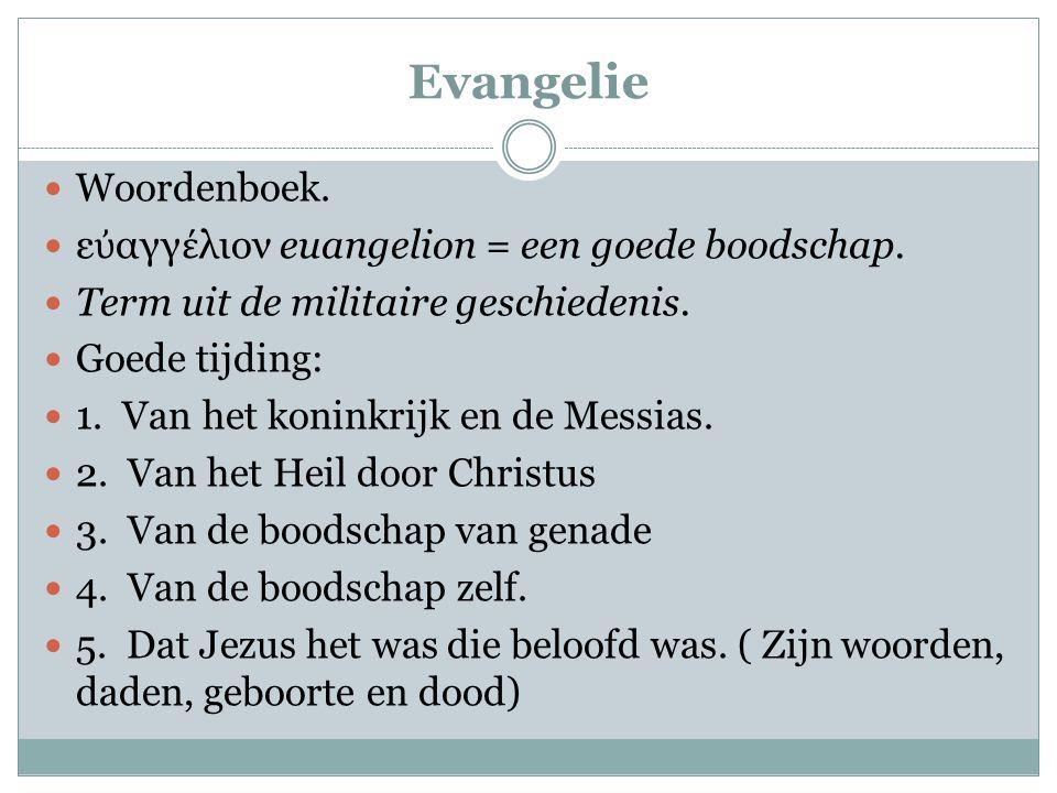 Geloof Woordenboek.
