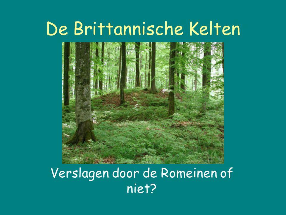 De Brittannische Kelten Verslagen door de Romeinen of niet?