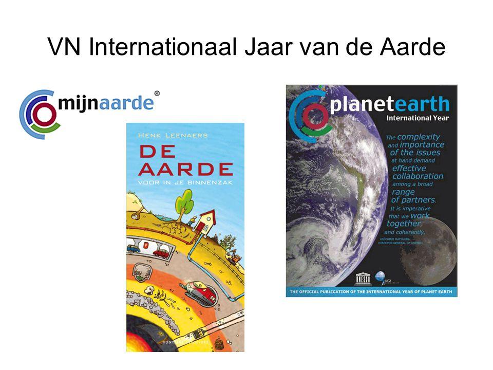 VN Internationaal Jaar van de Aarde