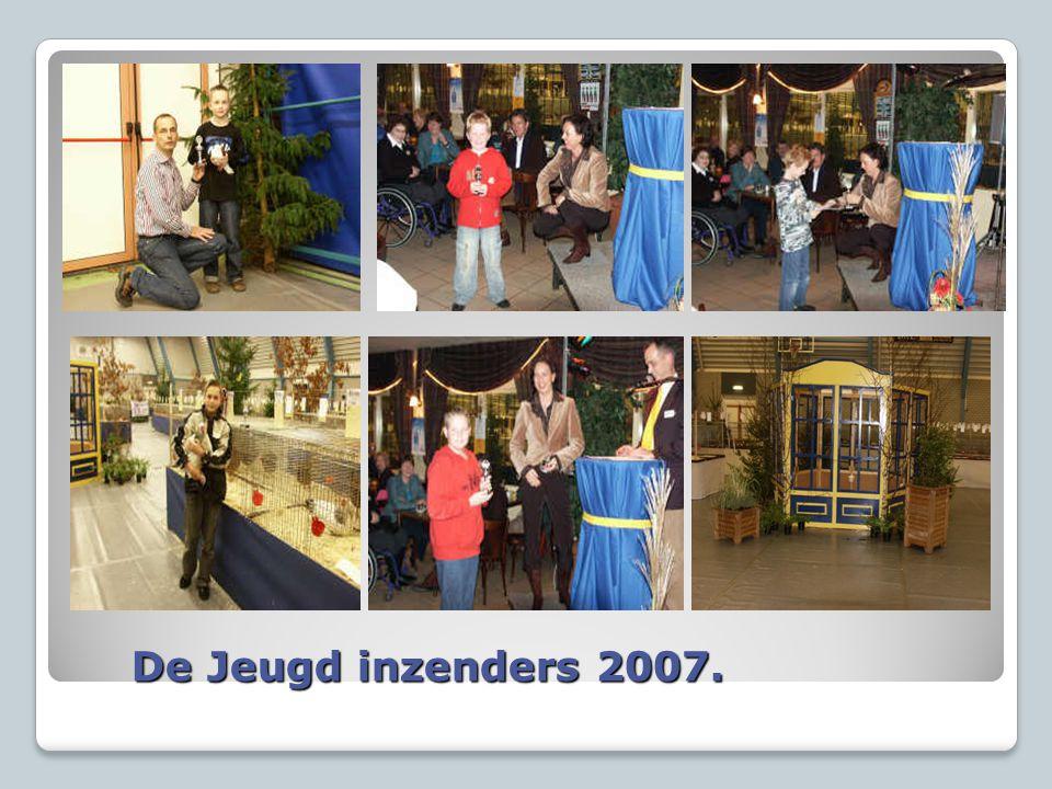 De Nieuwjaars receptie van 2007, was druk bezocht, gezellig er werd dan ook menig borreltje en hapje naar binnen gewerkt.