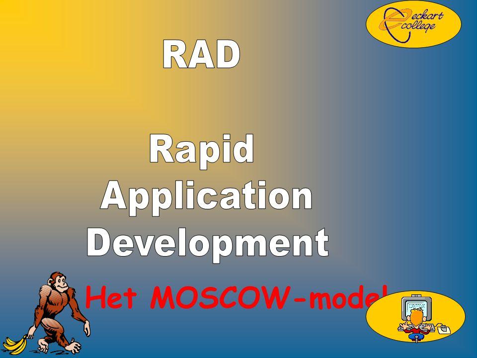 Het MOSCOW-model