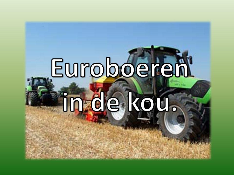 Boeren hadden veel concurrentie. Oplossing protectie.