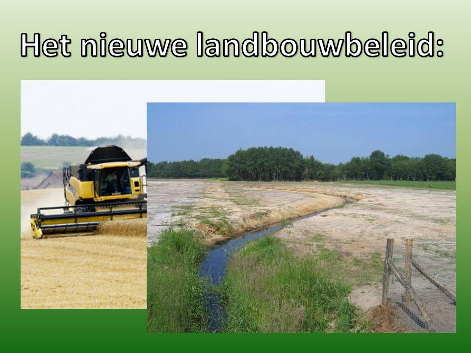 Cultuurlandschap behouden.Akker moet duurzaam gebruikt worden.