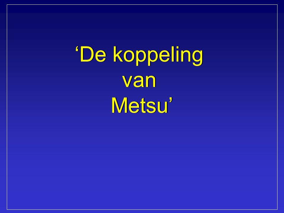 'De koppeling van Metsu' 'De koppeling van Metsu'