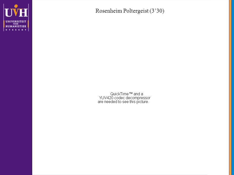 Rosenheim Poltergeist (3'30)