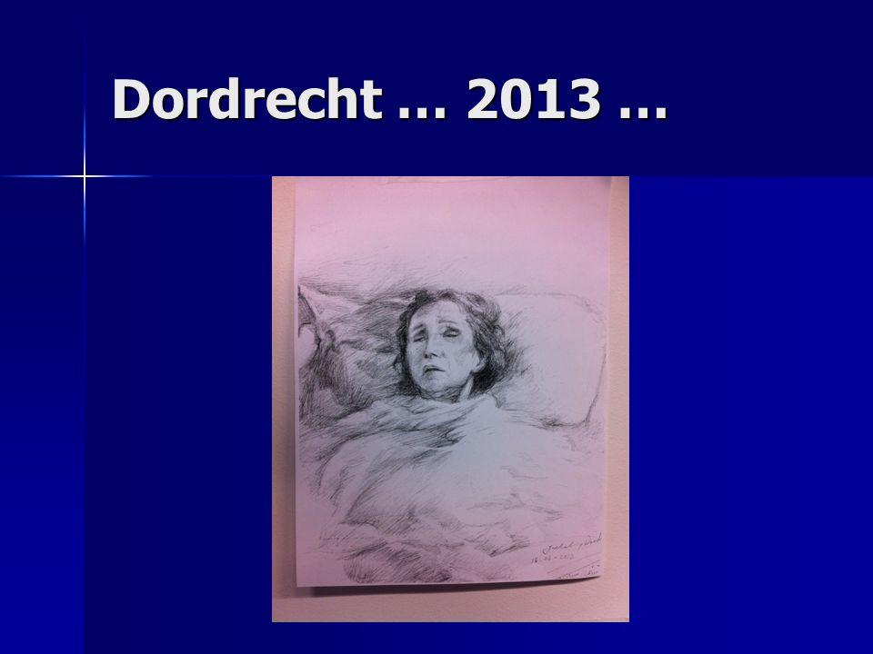 Dordrecht … 2013 …