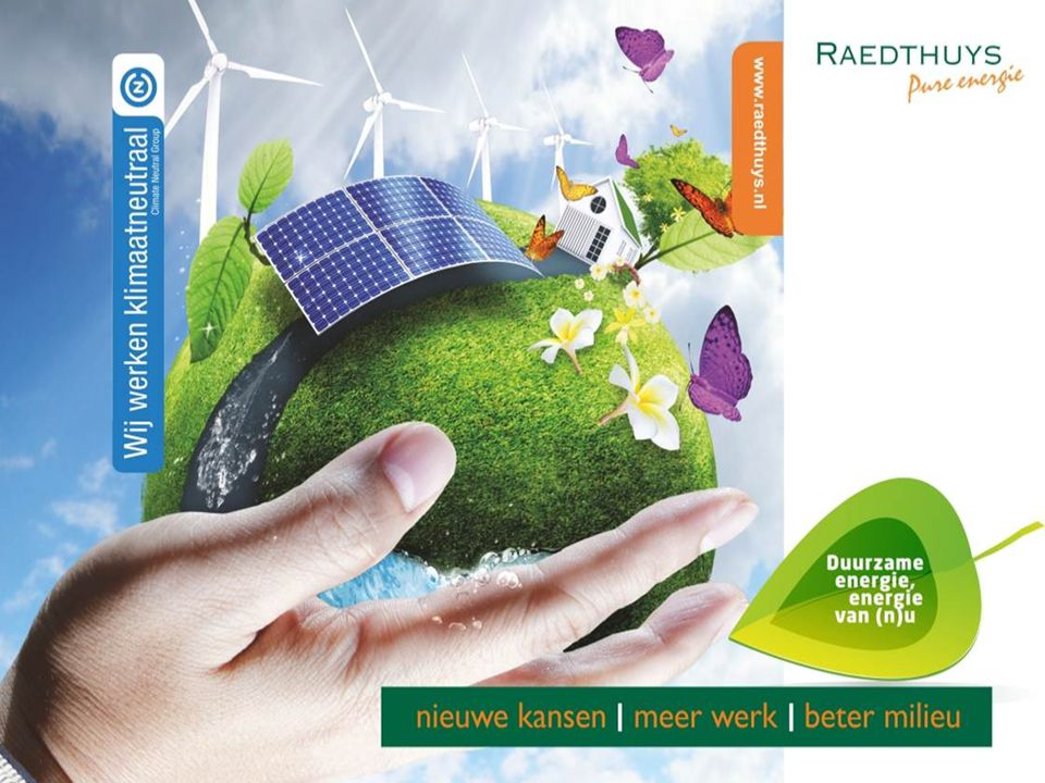 Kansen voor zonne-energie Raedthuys Zon BV Energiefonds Overijssel 10 april 2014