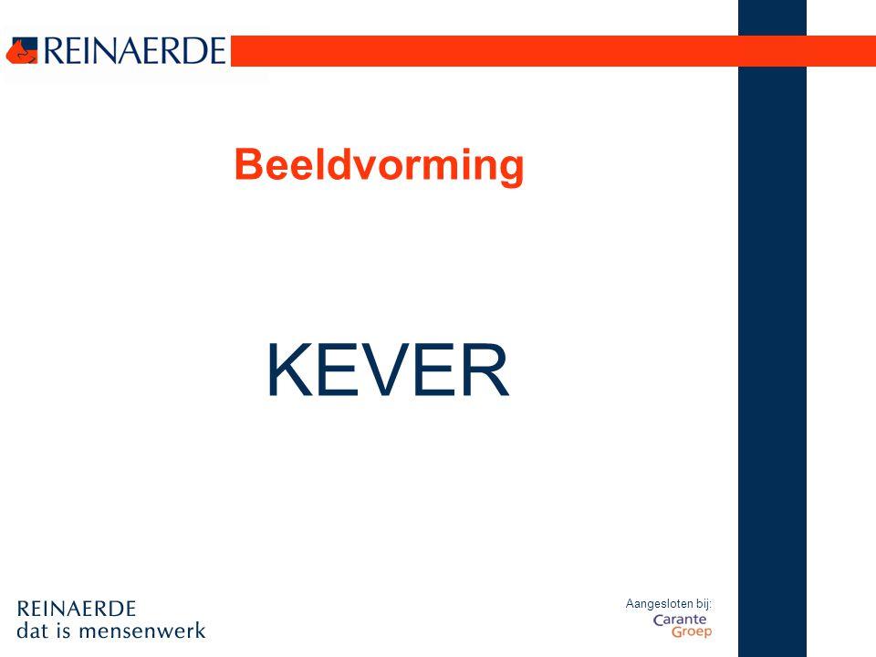 Aangesloten bij: Beeldvorming KEVER