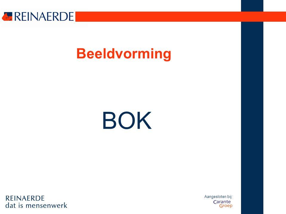 Aangesloten bij: Beeldvorming BOK