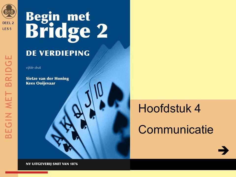 DEEL 2 LES 5 x Hoofdstuk 4 Communicatie 