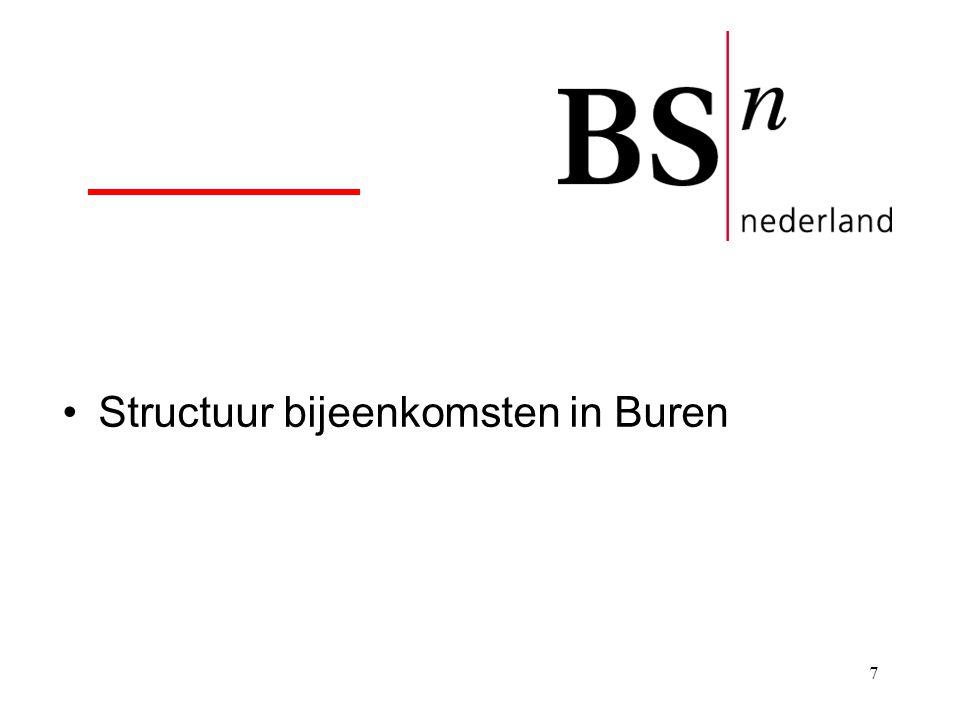 48 Bedrijfspresentaties 2b Inhoud subset presentatie:  Verschillen tussen de bedrijven  Grootste gemene deler Voorbereiding:  Informeer de subsetleden over A.