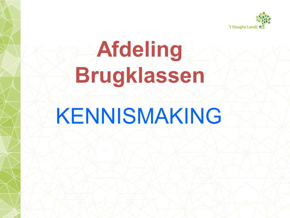 Praktische Zaken Ziekte en absent melden Brugklaskamp Juffrouw Julia www.hooghelandt.nl