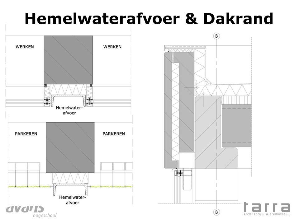 Hemelwaterafvoer & Dakrand