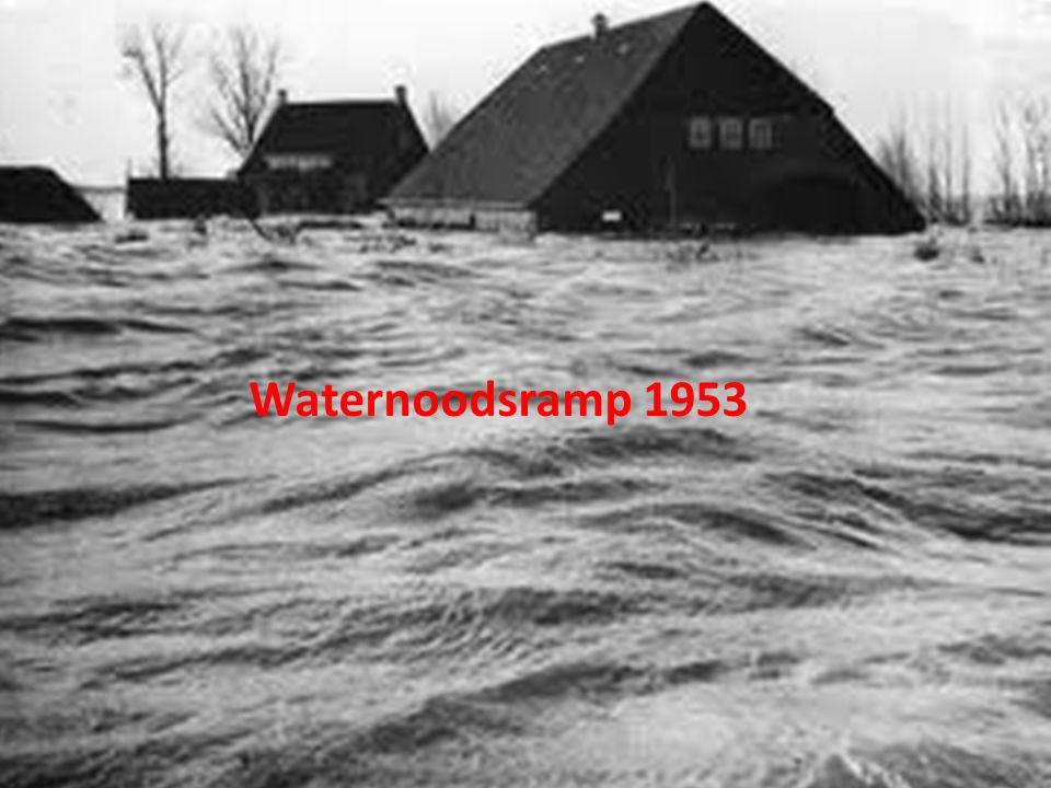 Waternoodsramp 1953