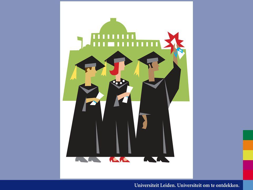 Op weg naar een MA opleiding Per 1 september 2012 veranderen de MA opleidingen in Nederland.