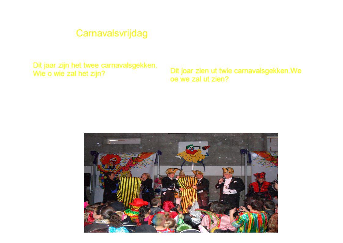 Carnavalsvrijdag Ja natuurlijk Prins Cliff de 1e en prinses Myrthe de 1e uit 2011.