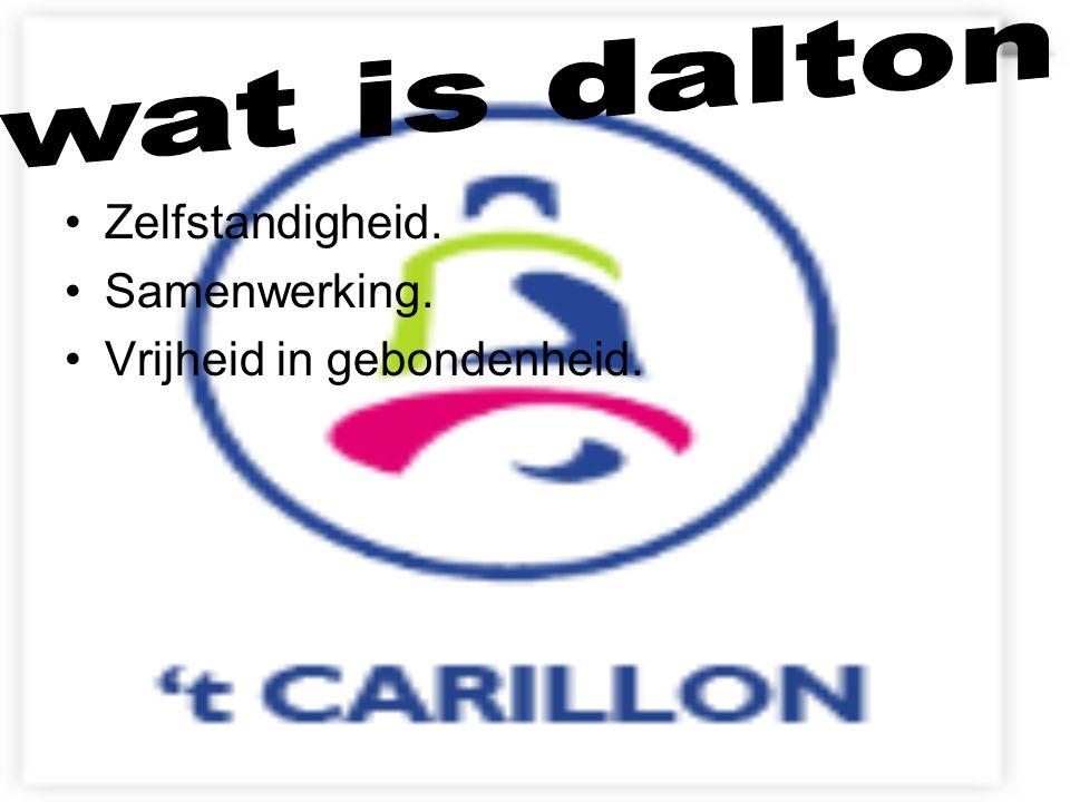 wat is een dalton school?