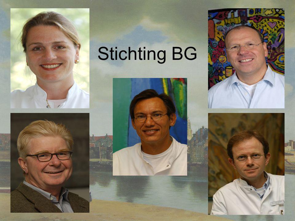 Doelstelling BG Tweejaarlijks een nationaal symposium over een algemeen gastrointestinaal onderwerp