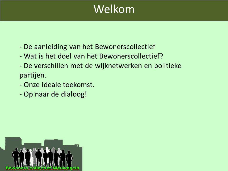 - Gemeente stelt dat er een grote nieuwbouwbehoefte bestaat in Nieuwegein; - Dit heeft tot gevolg dat er veel locaties zijn aangewezen als geschikt voor woningbouw ; - Omwonenden worden hiermee geconfronteerd en stellen programma en locaties ter discussie.