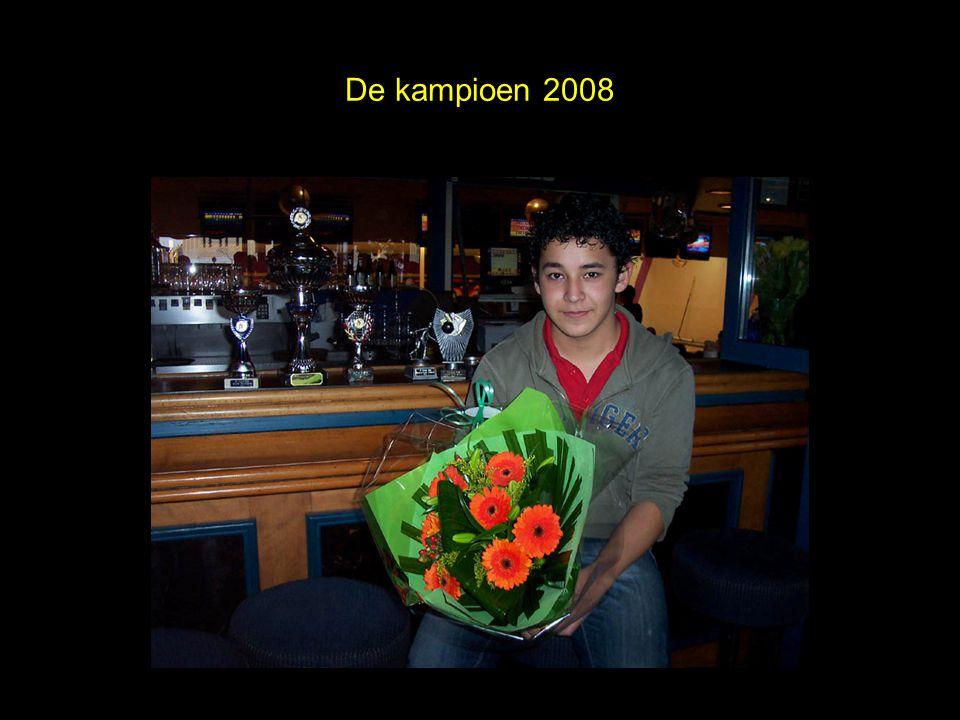 De kampioene 2008