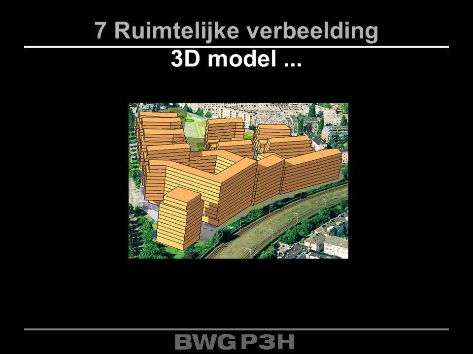 7 Ruimtelijke verbeelding 3D model...