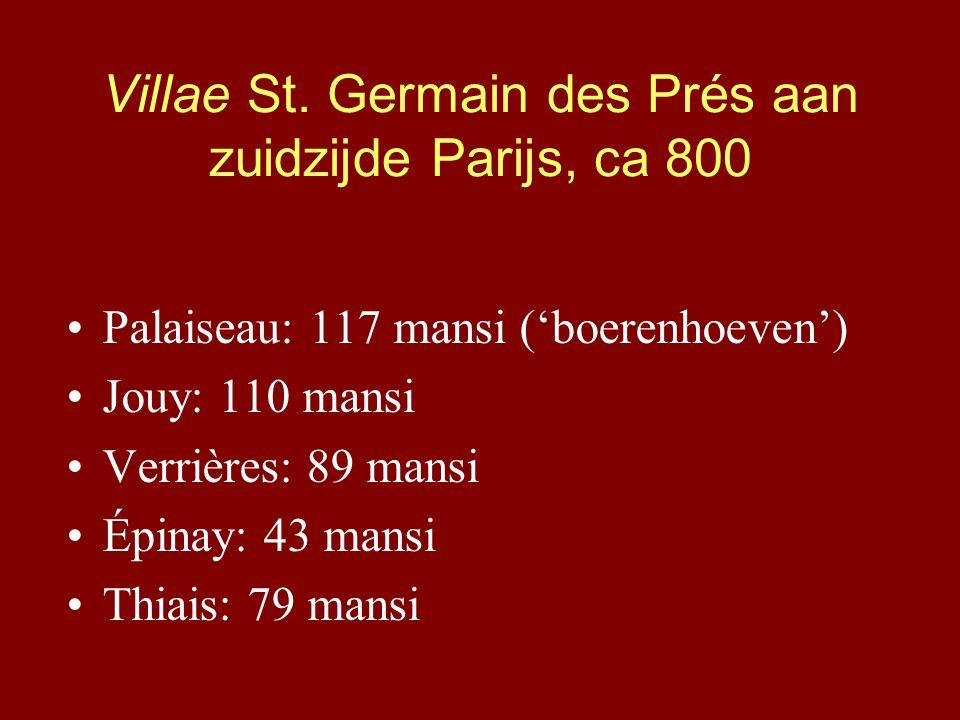 Villae St.
