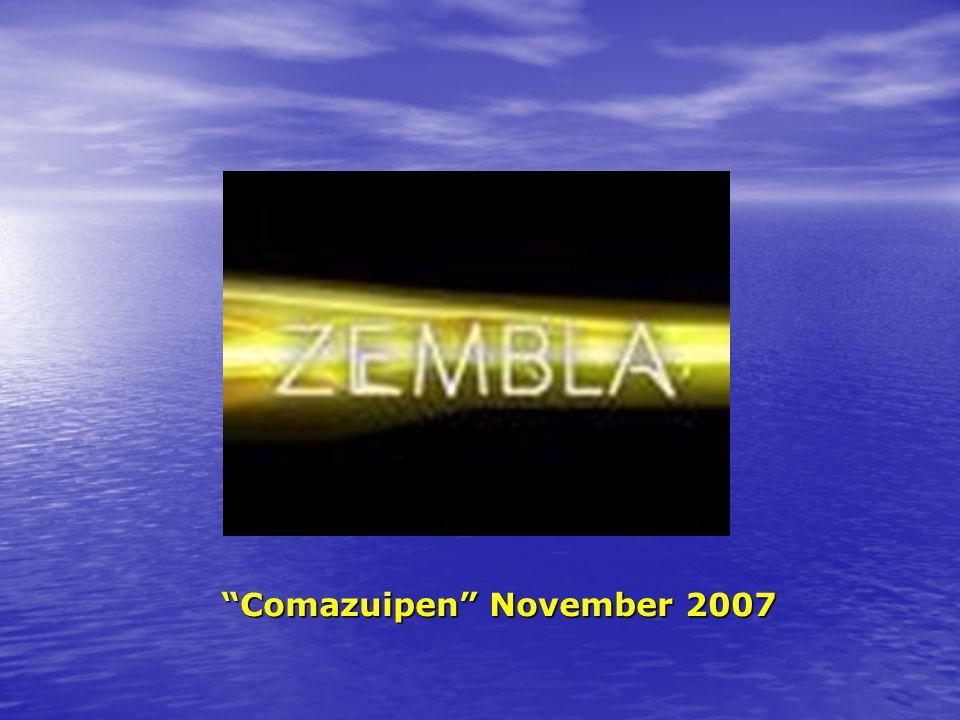 """""""Comazuipen"""" November 2007 """"Comazuipen"""" November 2007"""
