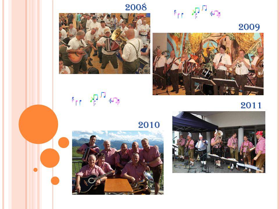 2008 2009 2010 2011