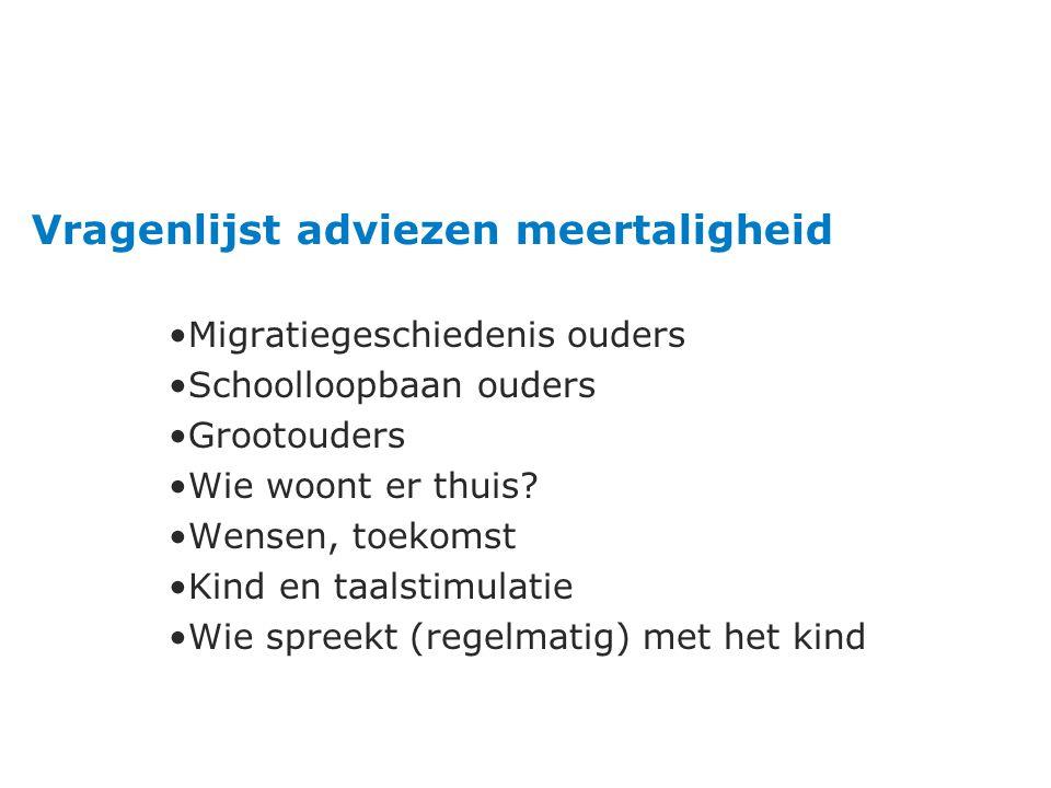 Opmerkingen, vragen? M.Blumenthal@kentalis.nl