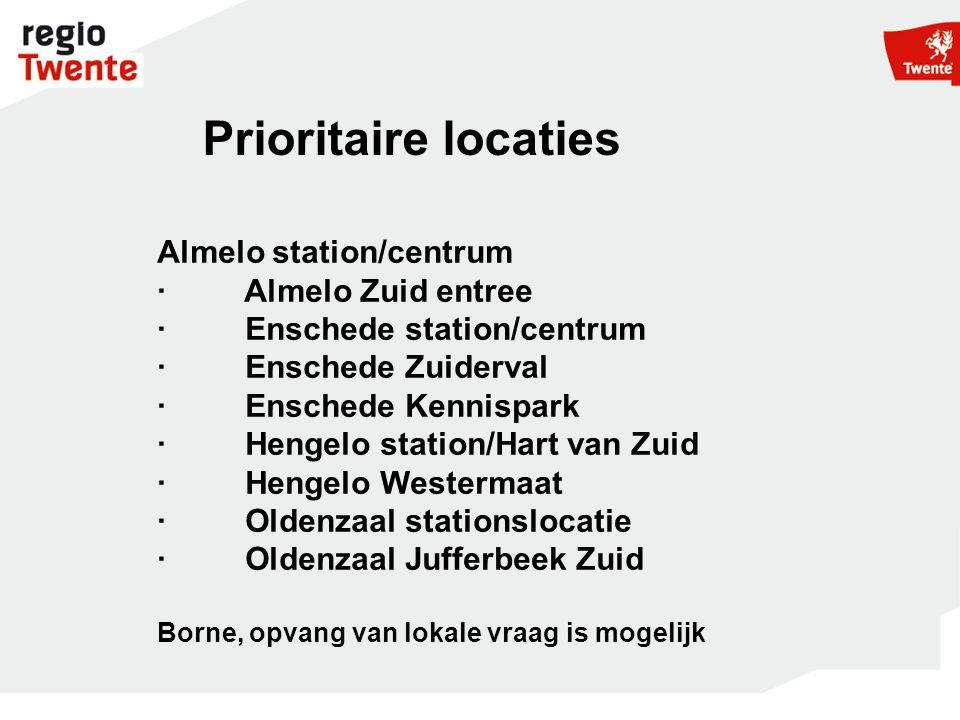 Beleidsafspraak 3 Gemeenten maken zelf binnen de bestaande plancapaciteit faseringsvoorstellen.