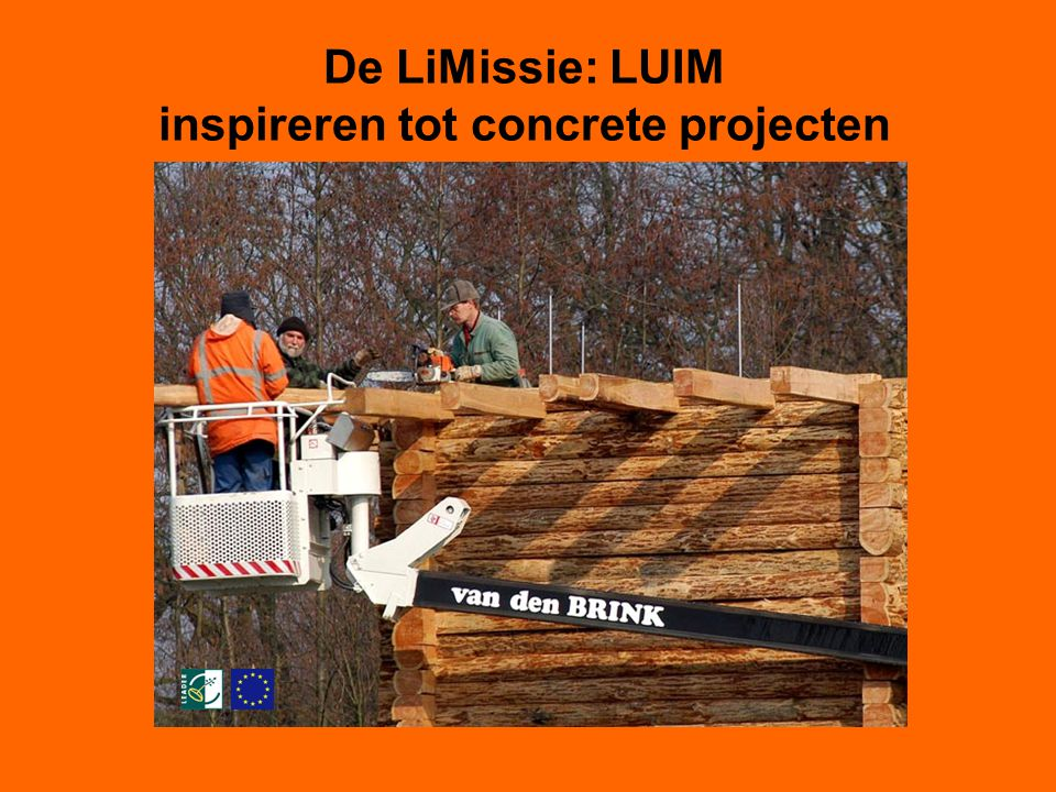 De LiMissie: LUIM inspireren tot concrete projecten