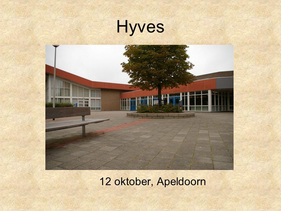 Hyves 12 oktober, Apeldoorn