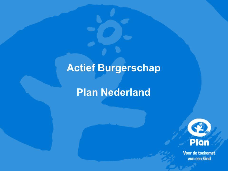 Actief Burgerschap Plan Nederland