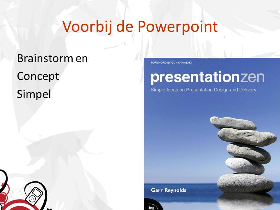 En dan moet het ook nog plakken Matthijs aan het woord Voor 20 minuten online cursus http://www.vkbanen.nl/campagne/plakfactor/ En Chip Heath zelf aan het woord over 'simple' http://www.youtube.com/watch?v=KkntPrREjCA&feature=related
