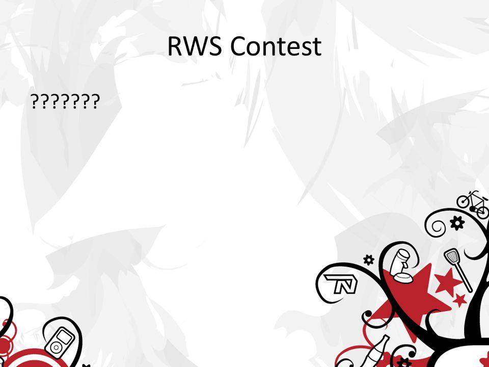 RWS Contest ???????