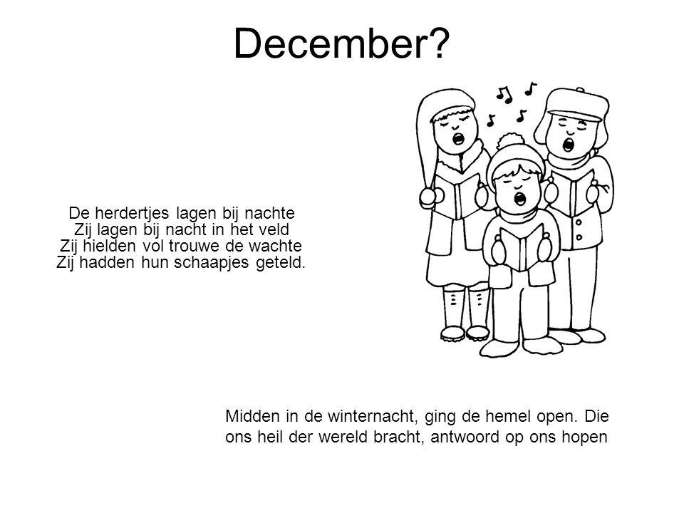 Hoe komt het dat Kerstmis op 25 december wordt gevierd.