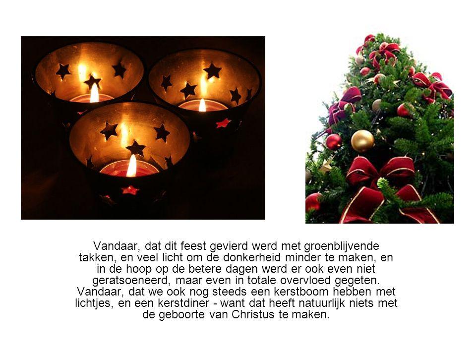 Wat weet jij van Kerst? Een paar vragen