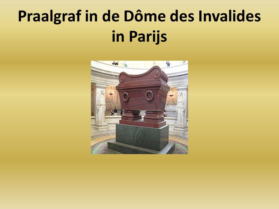 Praalgraf in de Dôme des Invalides in Parijs