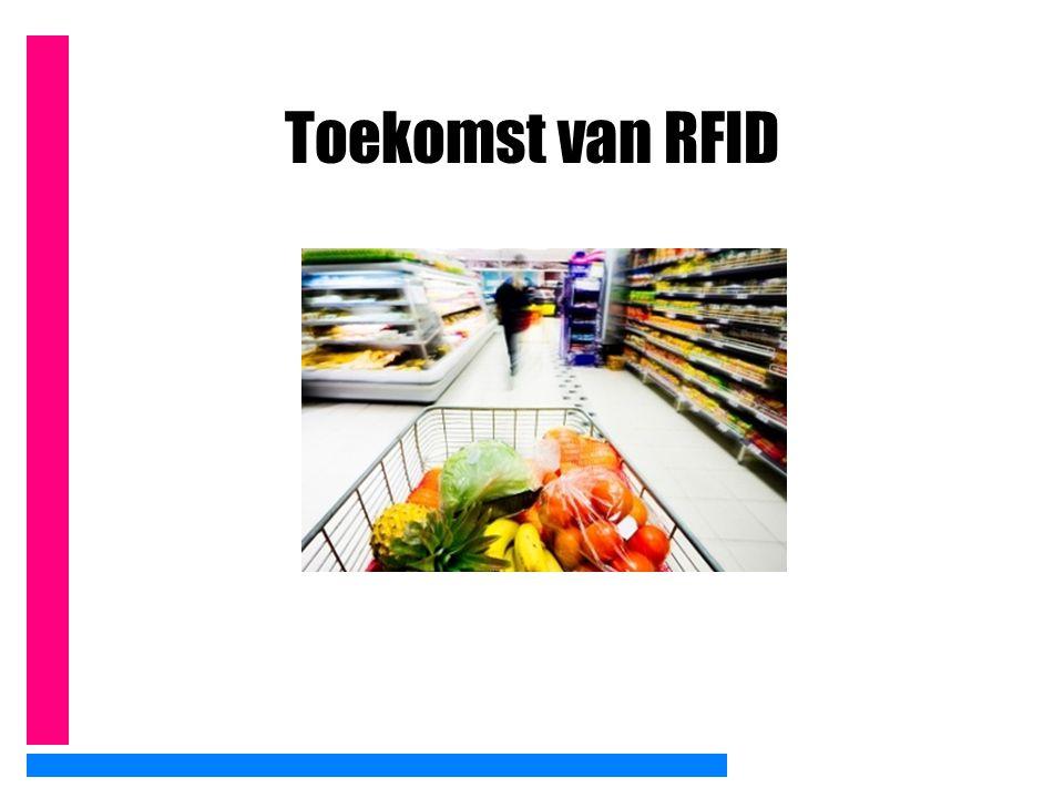 Toekomst van RFID