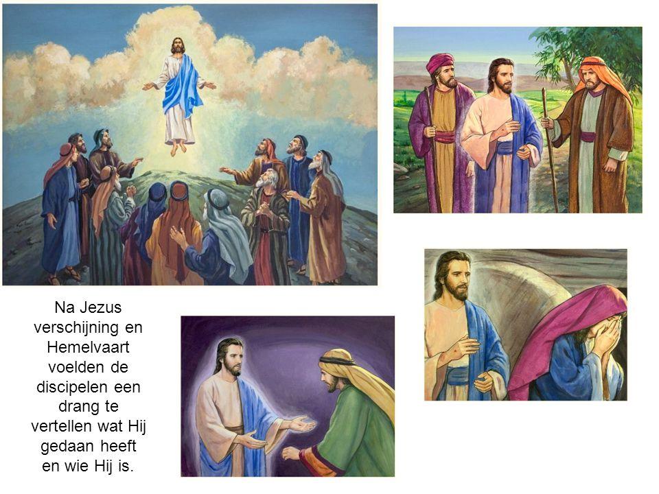 Stefanus S (P) aulus was er bij toen Stefanus gestenigd werd.