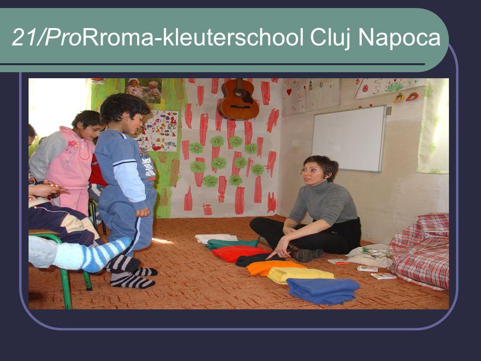 21/ProRroma-kleuterschool Cluj Napoca